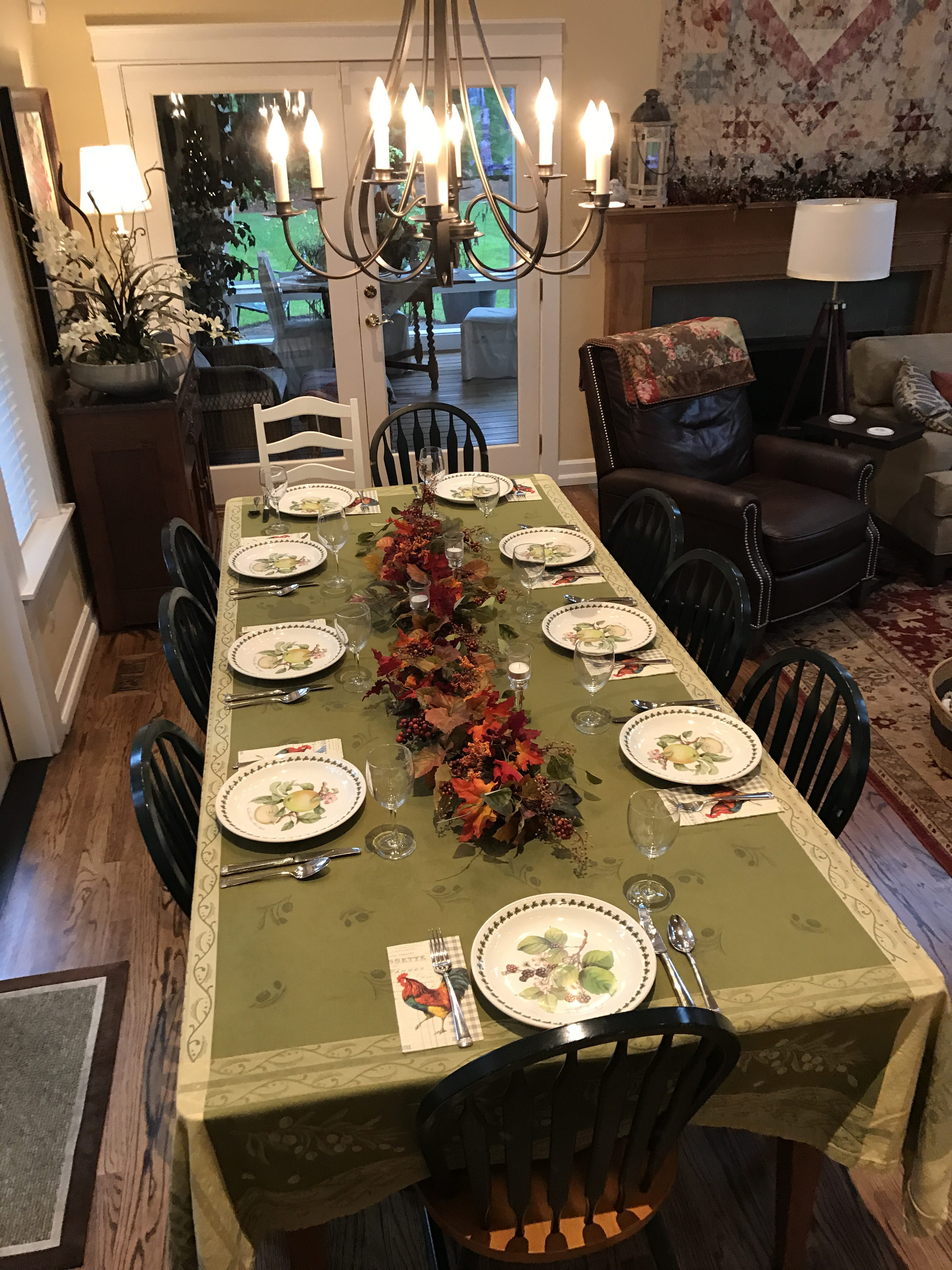 Thanksgiving is more than the turkeys who show up at your house