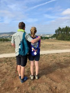 Camino: Day 9 – First Sight